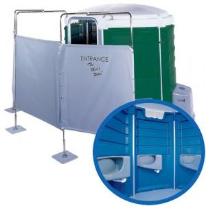 Mens Room 5 Station Urinal