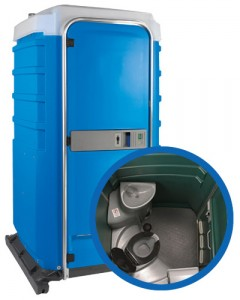 PolyJohn Fleet portable toilets