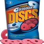 walex deodorant discs