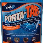 walex porta tab deodoriser tablets