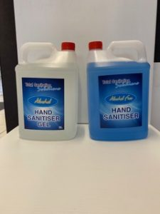 Hand Sanitiser and Gel - Total Sanitation Solutions
